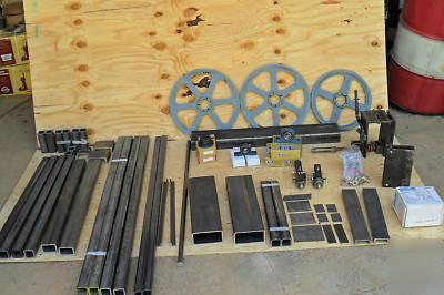 Big Cat Bandsaw Sawmill Kit Cuts 40 Quot Log