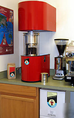 Commercial Table Top Coffee Roasters