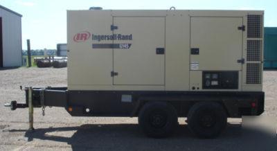 145KVA ingersoll rand rental-grade generator