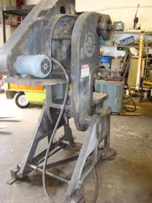 Alva allen 25 ton obi punch press BT25 machine