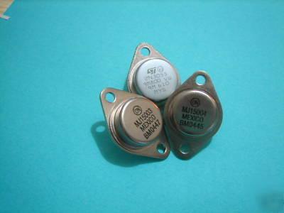 Quad 303 to-3 transistor set (5PCS)