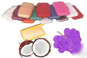 Dental orthodontic wax waxes for irritation (pk of 9)