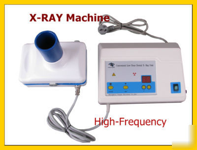 New brand dental x-ray machine with digital read-out